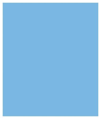 azul do céu a 0m acima do nível do mar | 90x75cm | 3 + 1 P.A.