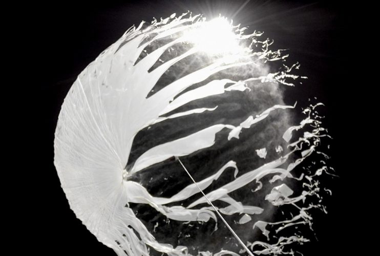 ponto de ruptura do balão | 50x75cm | 3 + 1 P.A.